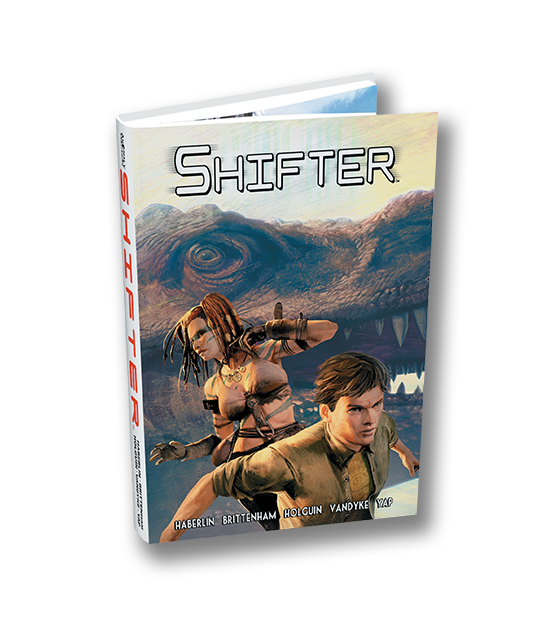 Shifter - A Murder Mystery Thriller with a Sci-Fi Twist